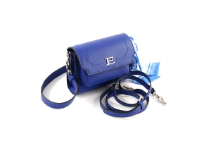 Small Flap Ermanno Scervino Foulard Bluette