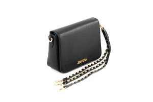 Mini-Bag Ermanno Scervino Stampata Nero