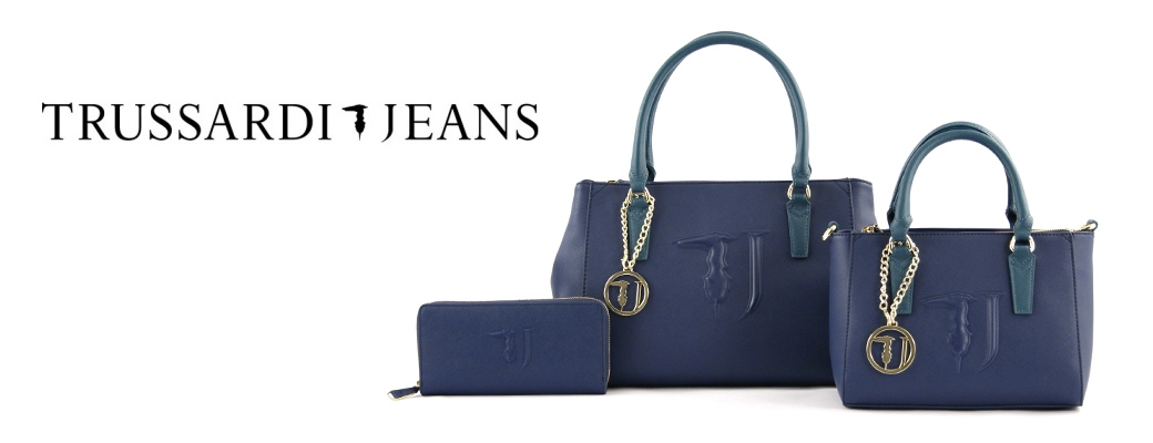 TRUSSARDI JEANS BAGS COLECTION